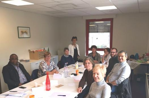 Formation Ecoute et Accompagnement mai 2019